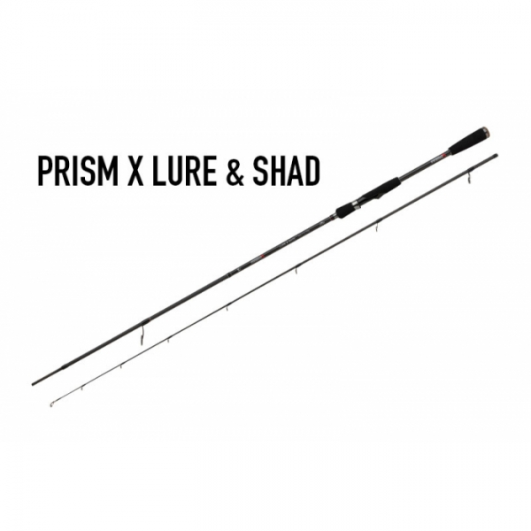 Prism X Lure & Shad 270 - 10 - 50 gr