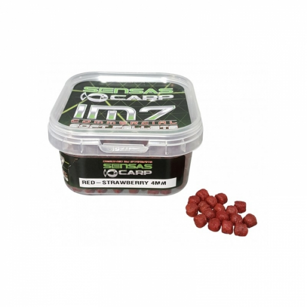 IM7 Soft Pellets Red Strawberry